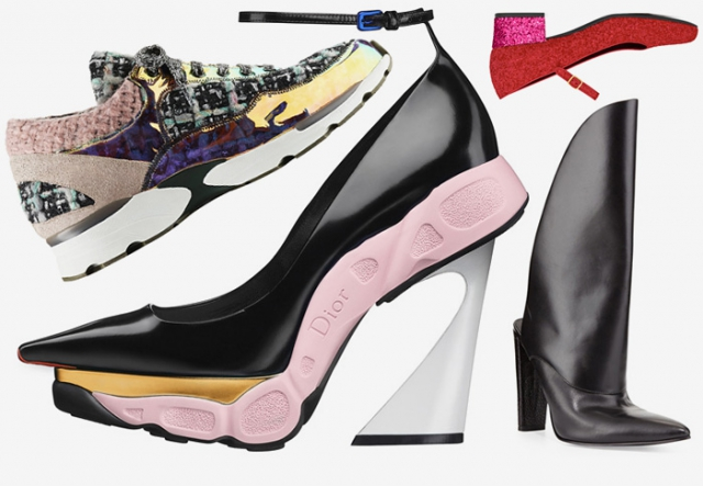 iconic shoes for Autumn/Winter 14
