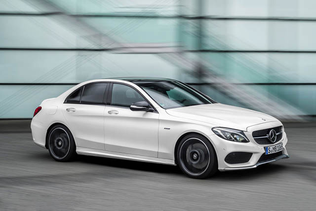 Mercedes Benz Debut The Latest Model From Its New Amg Sport Line Buro 24 7