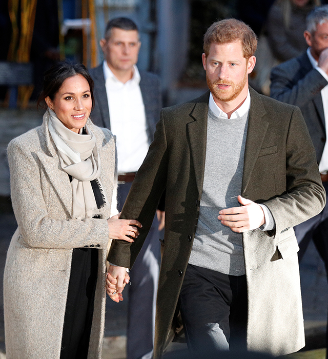 prince harry and meghan markle make their first official outing of 2018 buro 24 7 buro 24 7 middle east