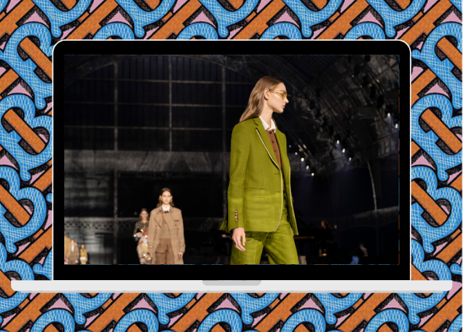 Burberry teams up with Twitch to livestream its S/S'21 show | Buro 24/7