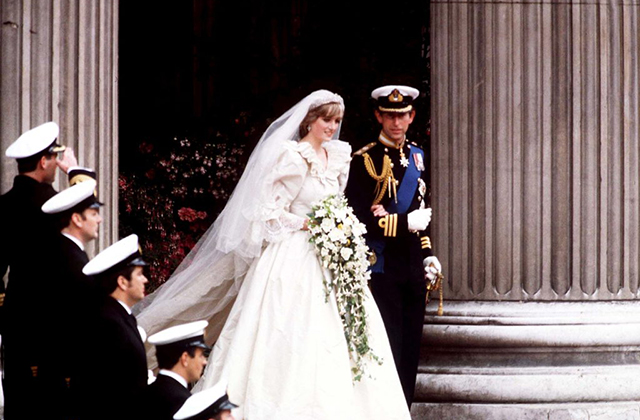 The Designer Behind Princess Diana S Iconic Wedding Dress Is