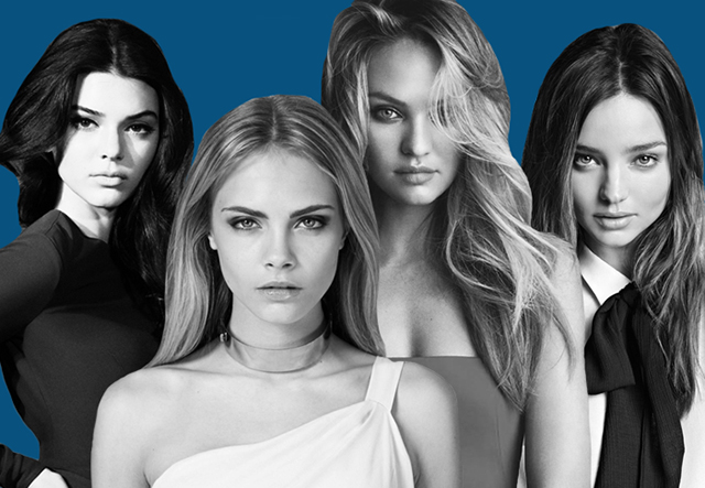 Cara Delevingne And Kendall Jenner Are Among 2014 S Most Popular