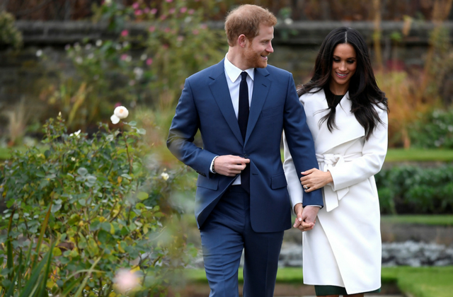 prince harry and meghan markle set a wedding date buro 24 7 meghan markle set a wedding date