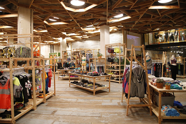The World S Largest Urban Outfitters Store Opens Buro 24 7